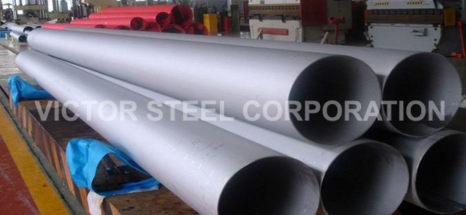 ASTM A312 TP 347 Stainless Steel Seamless Pipe