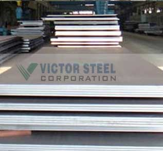 Victor Steel Corporation Warehouse-Original Photograph Of S700MC Steel Plate